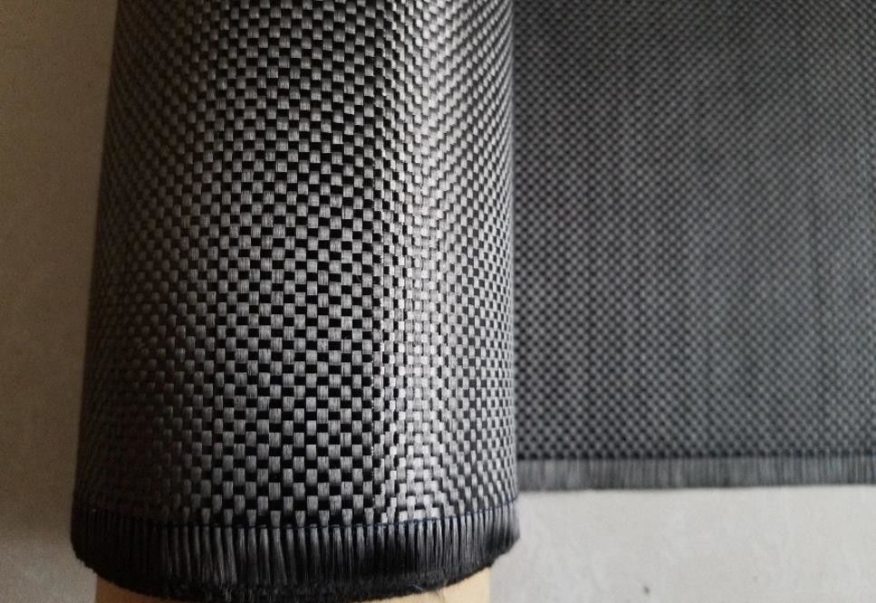 High Strength Carbon Fiber Woven Fabric Fatigue Resistance For Wind Power
